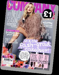 Anna Heaton Company Magazine