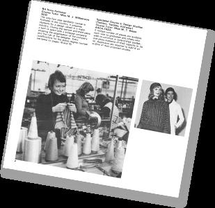 1980 Knitwear brochure