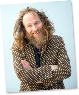 Paul Kaye Now Portrait