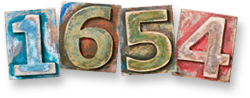 Year 1654