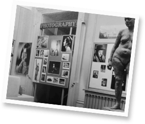 Photography Display