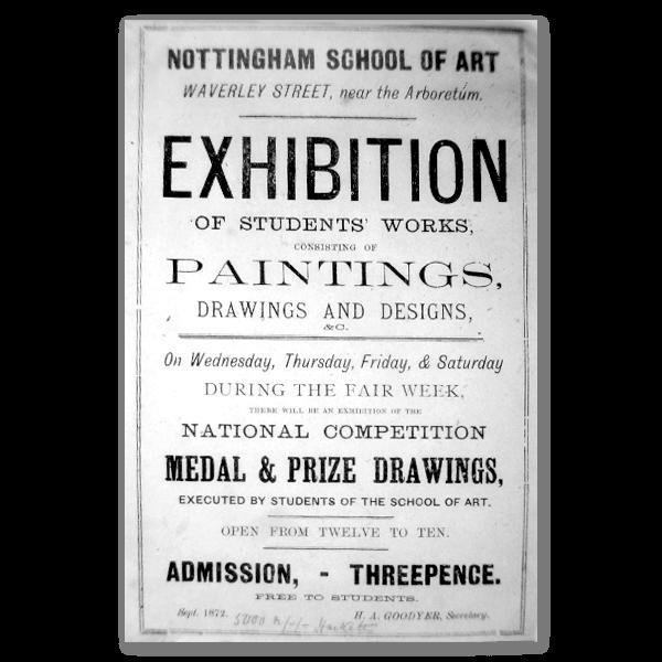 1872 exhibition